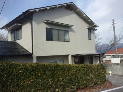 一戸建て住宅(モルタル)