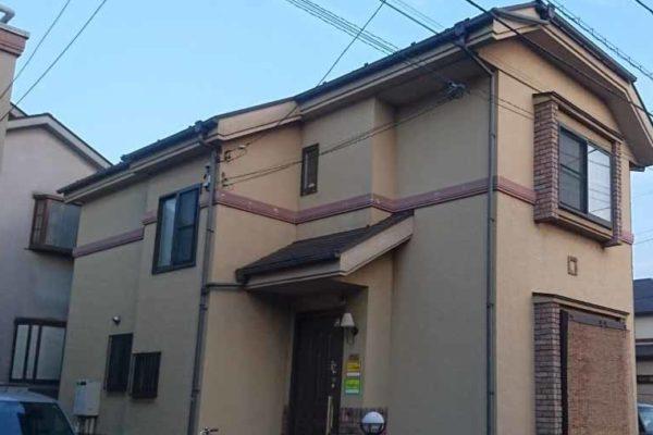 一戸建て住宅(塗り替え前)