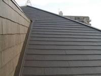 屋根塗装(コロニアル瓦)
