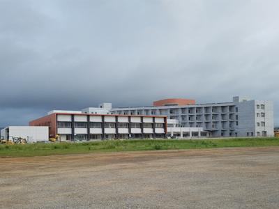 沖縄県立八重山病院新築塗装工事