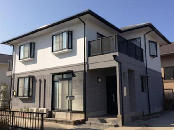 外壁・屋根遮熱塗料ガイナリフォーム