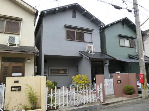 一戸建て住宅(塗り替え後)