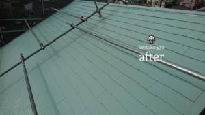 カラーベスト・コロニアル屋根