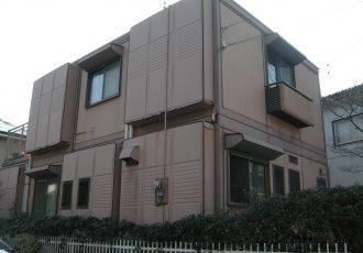 ニューチャーハウス塗り替え例