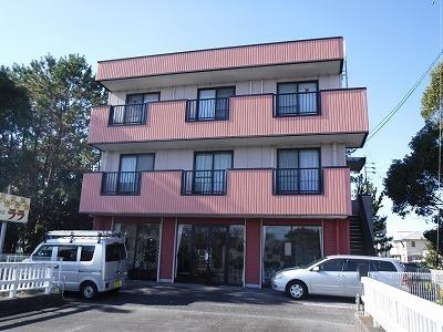浜松市北区初生町の一戸建て住宅(塗り替え前)