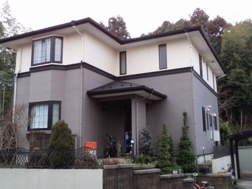 柏市の家(リフォーム前)
