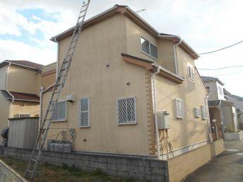 上尾市の住宅(リフォーム前)