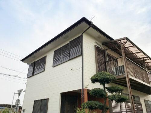 上尾市内の一軒家