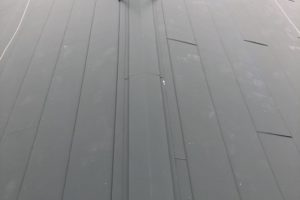 瓦屋根から金属屋根