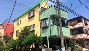 大田区内の住宅