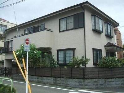 世田谷区内の一戸建て住宅