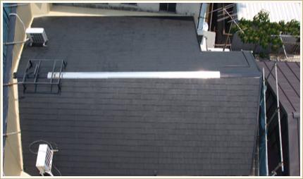 スレート屋根塗装(コロニアル)