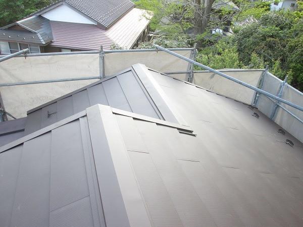加山塗装屋根塗り替えリフォーム