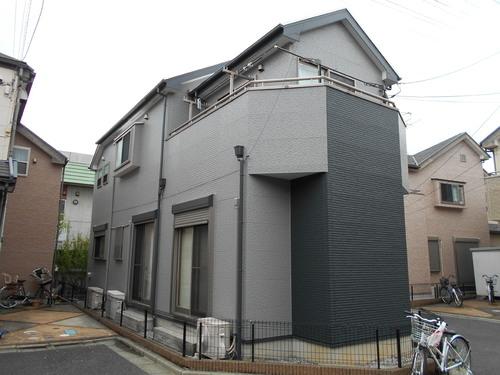 葛飾区内の一戸建て住宅