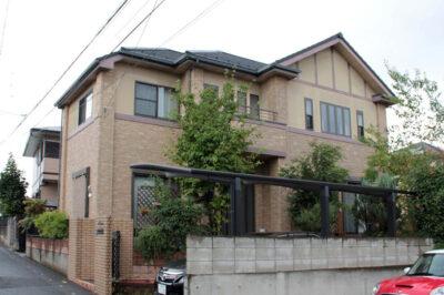 さいたま市大宮区の家(塗り替え前)