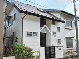 鎌ヶ谷市内の一軒家