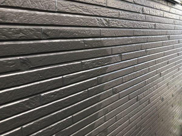 サイディング壁の塗り替え